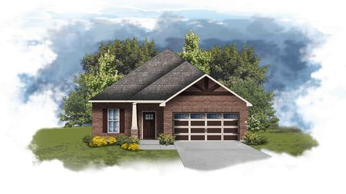 Delmar II D - Open Floor Plan - DSLD Homes