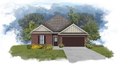 Trenton III B -Floor Plan - DSLD Homes - New Construction