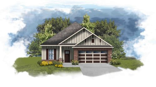 Delmar II C - Open Floor Plan - DSLD Homes