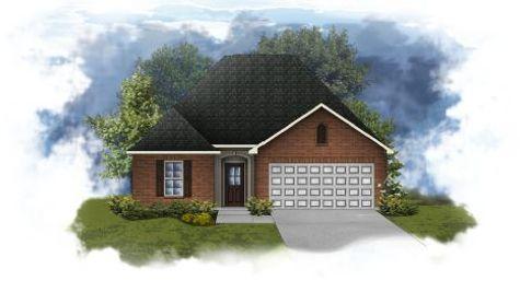 Cornel III A - Open Floor Plan - DSLD Homes