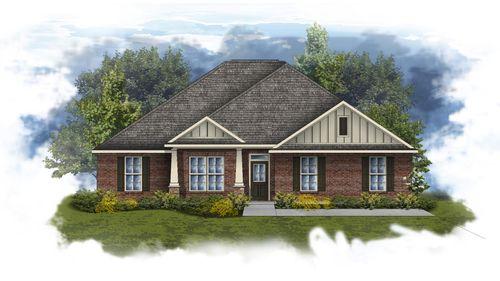 Ivanhoe II B - Open Floor Plan - DSLD Homes