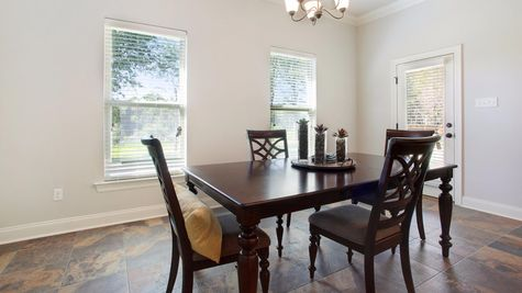 Dining Room - Nature's Trail - DSLD Homes Biloxi