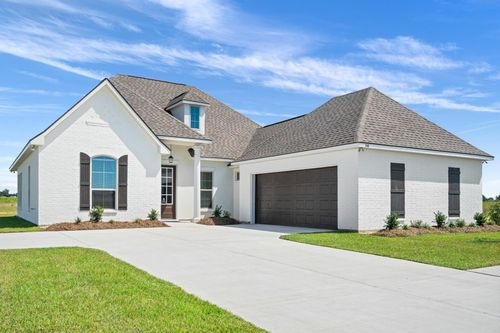 Fairhaven - DSLD Homes - Model Home - Youngsville, LA - Harmand II A