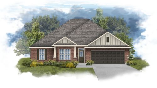 Ionia II B - Open Floor Plan - DSLD Homes
