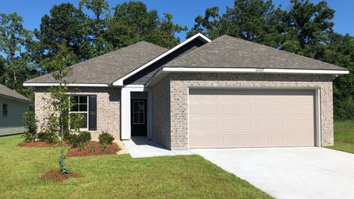 Princeton III H - Open Floor Plan - DSLD Homes - Front of home
