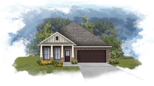 Oakdale II A - Floor Plan - DSLD Homes