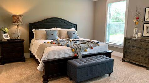 Master Bedroom - Nature's Trail - DSLD Homes Huntsville