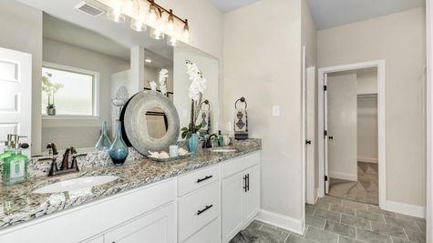 Belrose Place Model Home images - Trenton III A - Floor Plan - DSLD Homes