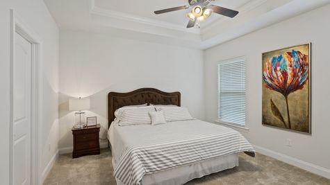 Master Suite - Talla Pointe - DSLD Homes Ocean Springs