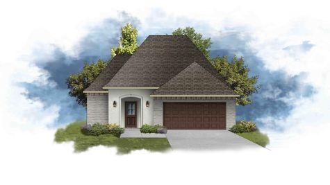 Bourges IV A PB - Open Floor Plan - DSLD Homes