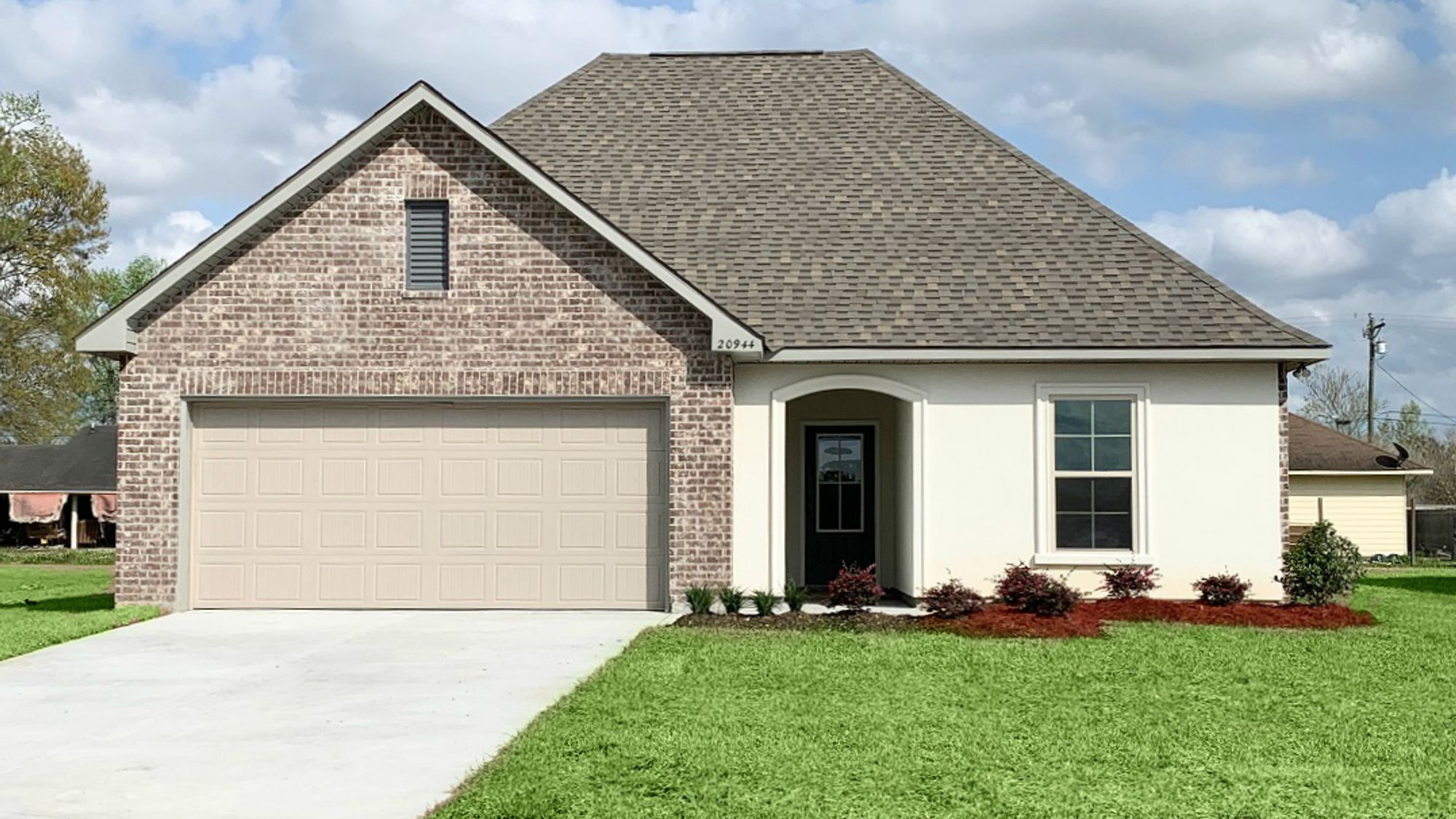 Front - Narbonne III A - Fairview Gardens Community - DSLD Homes Zachary