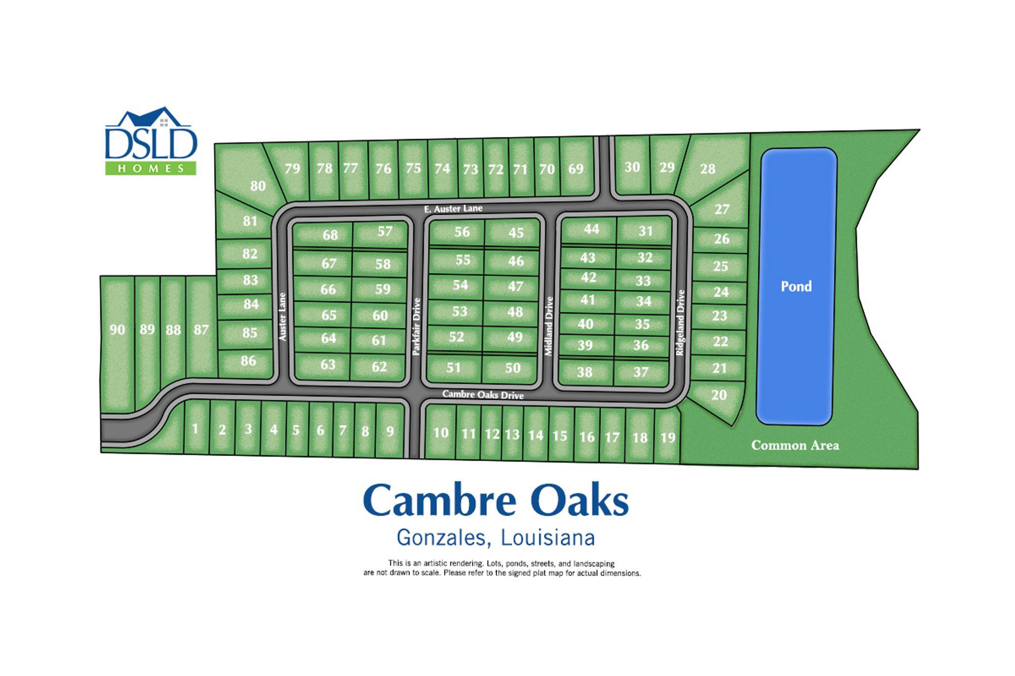 Cambre Oaks