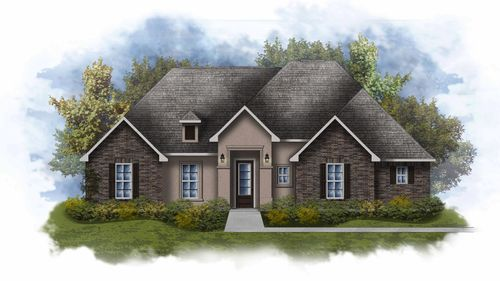 Cooper III A - Open Floor Plan - DSLD Homes