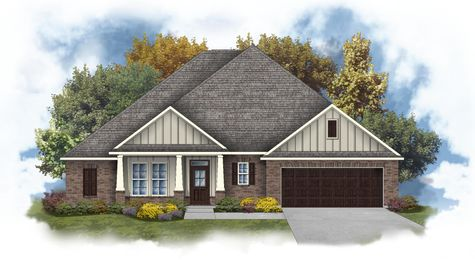 Tompkins III A - Open Floor Plan - DSLD Homes