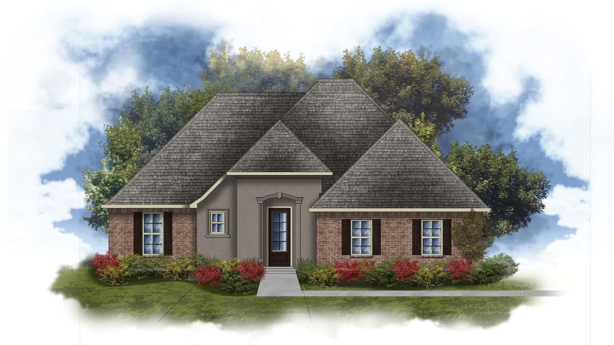 Gilman III A - Open Floor Plan - DSLD Homes