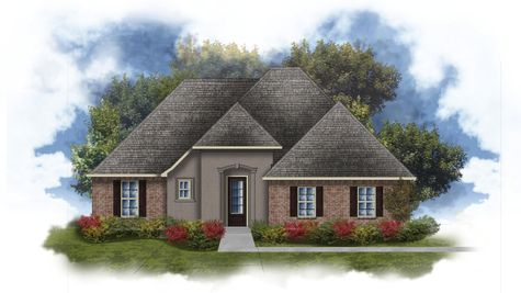 Gilman III A - Open Floor Plan - DSLD Homes