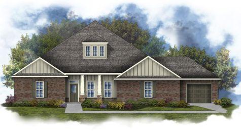 The Madison III C - Huntsville   DSLD Homes on