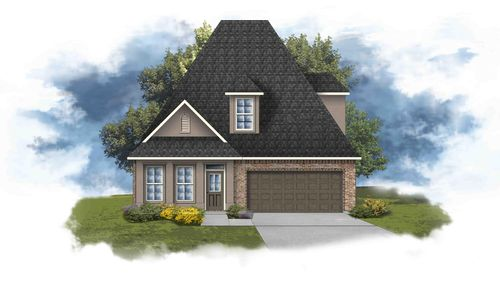 Celestine III B - PB - Open Floor Plan - DSLD Homes