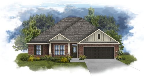 Ionia II B - Huntsville - Open Floor Plan - DSLD Homes