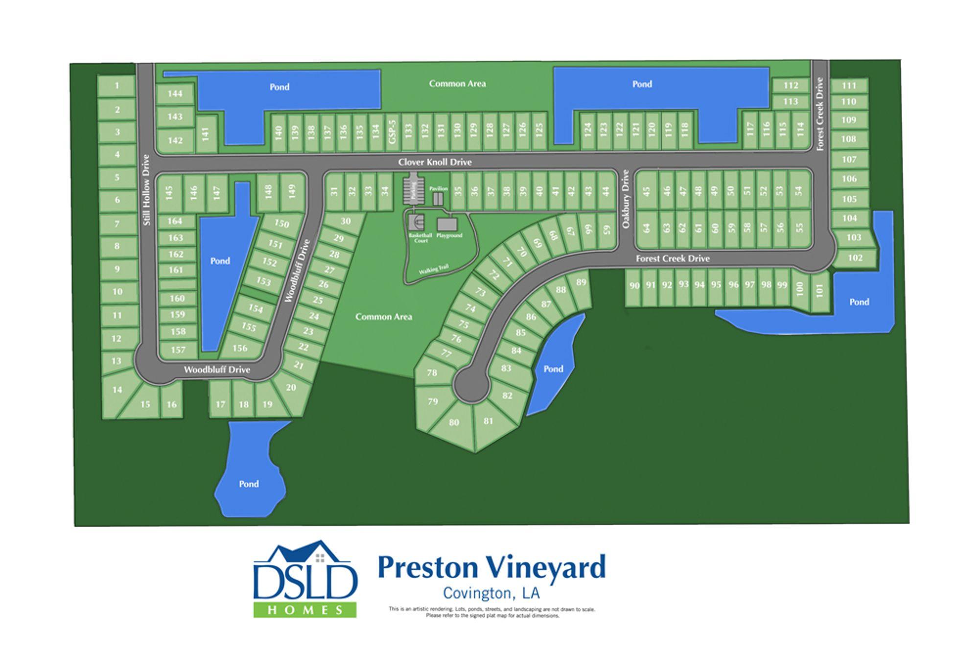Preston Vineyard