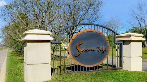 Community Monument- DSLD Homes - Sonoma Ridge