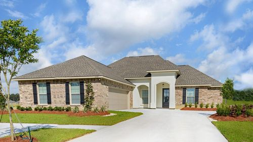 Klein Floor Plan - Crossover Floor Plan the Ketty - DSLD Homes -New Construction Homes
