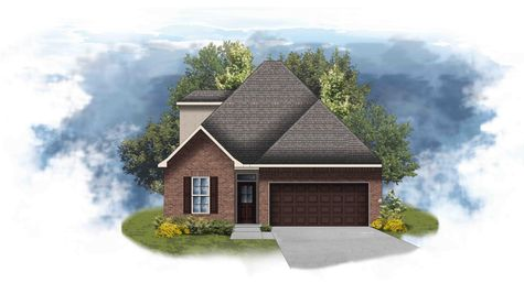Constant II A - Open Floor Plan - DSLD Homes