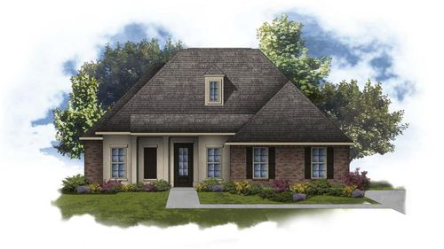 Heron II A - Open Floor Plan - DSLD Homes