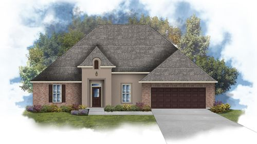 Arthur III A - Old Field Open Floor Plan - DSLD Homes