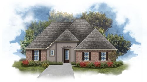Giovanni III A - Open Floor Plan - DSLD Homes