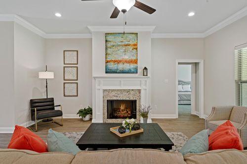 Grand Oaks Estates - Camellia IV B - Model Home - DSLD Homes - Gulfport, LA