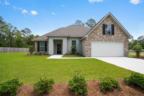 DSLD Homes - Rowland IV G - Oaklawn Trace - Model Home Exterior