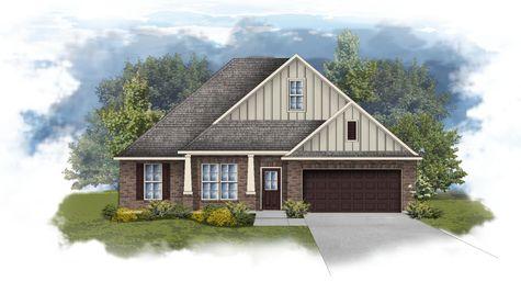 Solace II B - Open Floor Plan - DSLD Homes