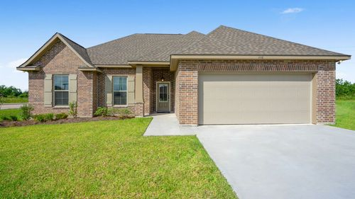 Solace II A Floorplan - Cypresswood Village Model Home - Beulah Garden Estates - DSLD Homes