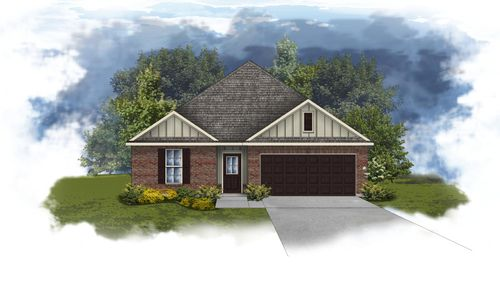 Crafton II B - Open Floor Plan - DSLD Homes