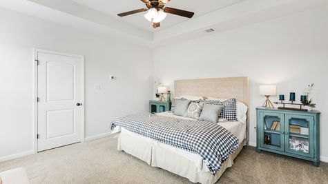 Master Suite - Prairieville - DSLD Homes