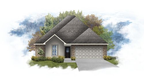 Oak Trace - Brookdale III A - DSLD Homes