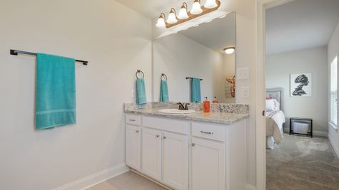Master Bathroom - Belvedere Place - DSLD Homes Gulfport