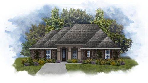Ketty II A - Open Floor Plan - DSLD Homes