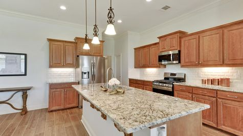 Kitchen  - The Reserve at Conway Community - DSLD Homes - Baton Rouge