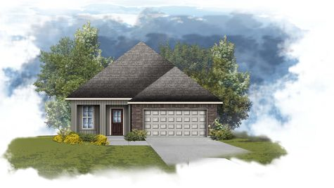 Fletcher IV G - Open Floor Plan - DSLD Homes