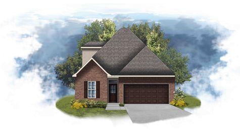 Colonne II A - Open Floor Plan - DSLD Homes
