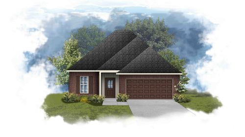 Dalton III H - Open Floor Plan - DSLD Homes