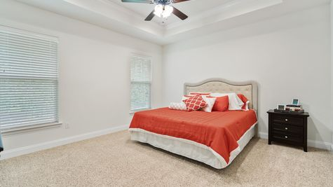 Master Suite - DSLD Homes - Foley - Cypress Gates
