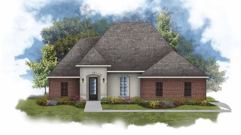 Clayton II A - Water View - Open Floor Plan - DSLD Homes