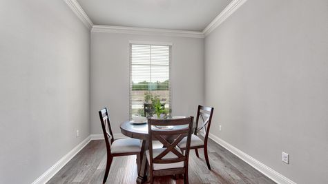 Dining Room - Lucien  Estates - DSLD Homes Shreveport