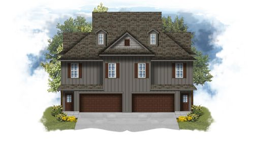 Cadet I A - Open Floor Plan - DSLD Homes- Multi Unit