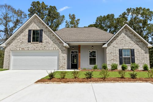 Hidden Lakes Estates - Cognac IV B - Denham Springs, LA - DSLD Homes