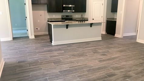 Kitchen- Trillium III A - Open Floor Plan - DSLD Homes