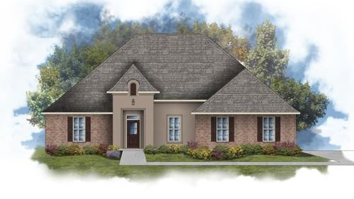 Adams III A - Open Floor Plan - DSLD Homes